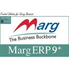 Marg ERP software