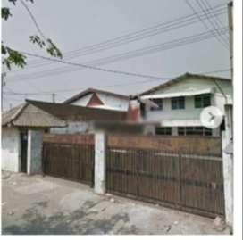 Gudang Di Jl.Raya Balas Klumprik Bekas Pabrik