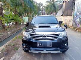 Toyota new FORTUNER G 2.5 TRD 2013/2014 VNT TURBO AT matci solar