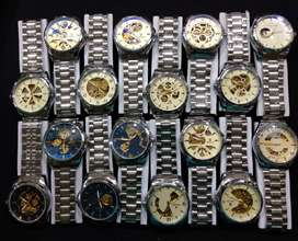 Jam tangan Rolex kinetik Automatic