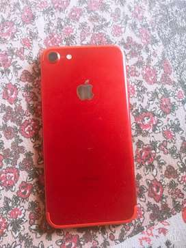 I phone 7 128 gb red color