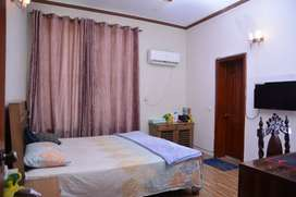 One KANAL full furnished house for short/long term IN DHA