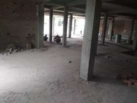 2200 sq ft big hall for rent at Civil lines