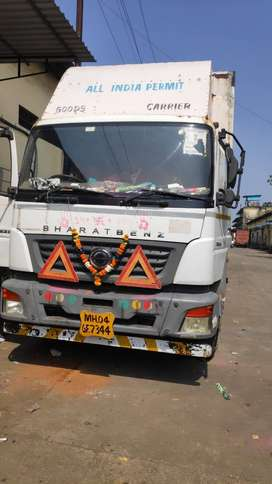 BharatBenz 2523 32ft for sell at PANVEL,Navi Mumbai