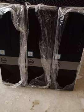 Dell i3 6th gen 4gb ram 500gb hdd 2gb graphic original windows@13500/-