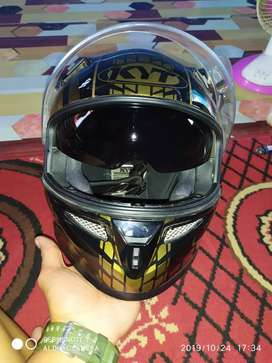 Helm KYT in world GP