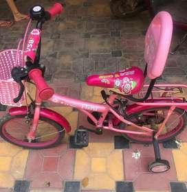 BSA Champ girl's cycle