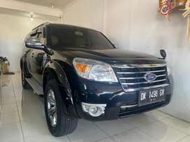 Ford Everest Limited 2011