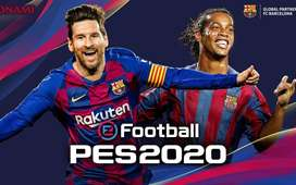 GAME PES 20 FULL PATCH PS 4