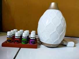 Lampu aroma terapi young living
