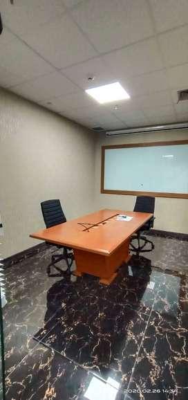 Office Bagus Full Furnished District 8 Prosperity Lantai rendah