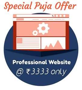 Special offer for business websites and digital marketing