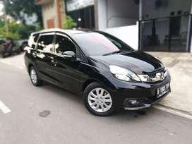 Honda Mobilio E CVT A/T thn 2014 kondisi terawat dan pajak panjang