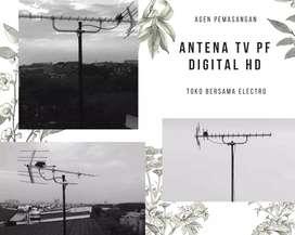 Instalasi pasang signal antena tv terdekat jatiasih bekasi
