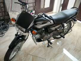 brand new splendor attached with ola available for sale