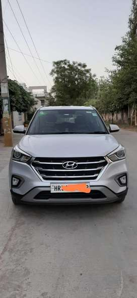 Hyundai Creta 1.6 CRDi SX, 2018, Diesel