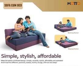 Sofa cum bed ( 3x6,4x6,5x6,6x6 )