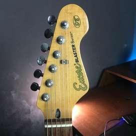 Jual Cepat!! Stratocaster by JHS Original
