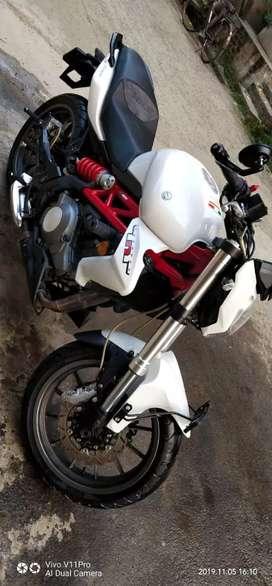Fully showroom condition Bonelli 300cc TNT sale.