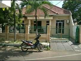 Rumah Hook Lt165/110 di Taman Harapan Baru Blok depan Bekasi 1,3M Nego