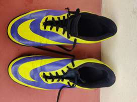 Nike Hypervenom trainee shoes UK size-9