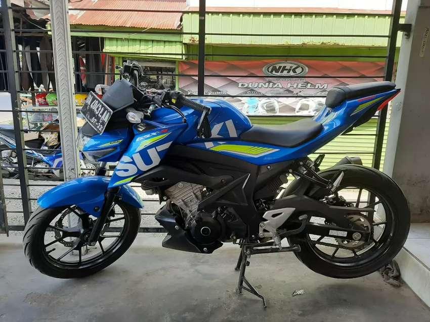 Bisa kredit dan tukar tambah Suzuki GSX 0