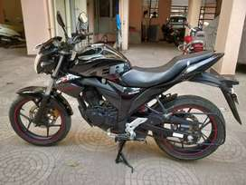 Suzuki Gixxer SP 7 months old bike