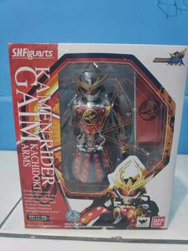 SHF Kamen Rider Gaun Kachidoki Arms New Bandai