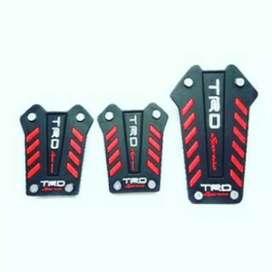 Cover Pedal TRD Sportivo Merah