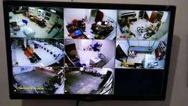 *Hasil MEMUKAU Bangettt harga terjangkau || promo CCTV 2mp SPC*