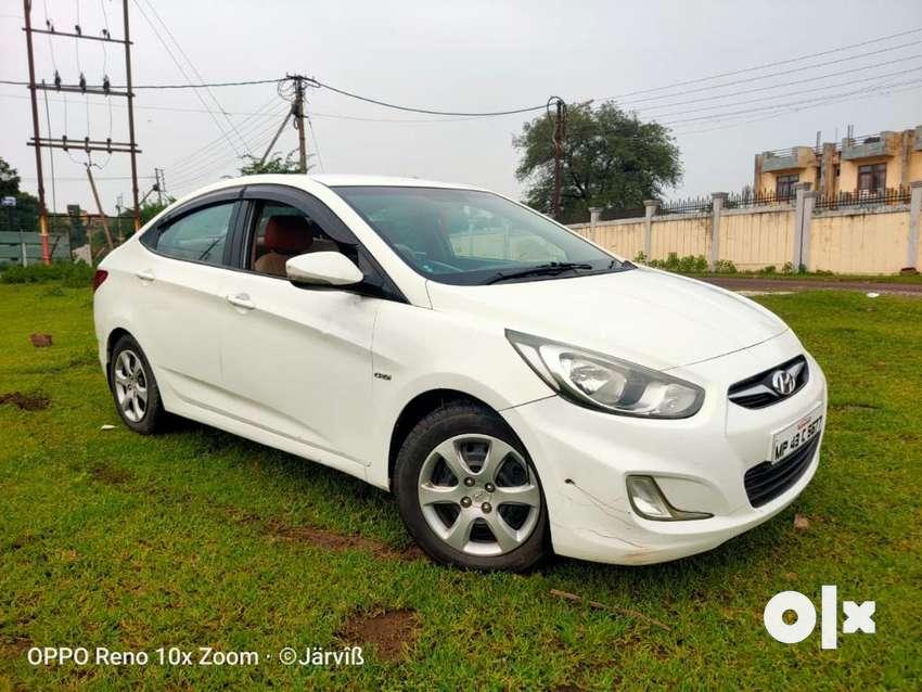 Hyundai Verna Fluidic 1.6 CRDi EX, 2012, Diesel 0