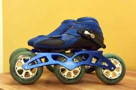 VIVA Racing pro inline skates 110mm size 3