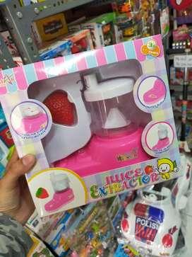 Mainan anak juice extractor