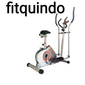 elliptical bike seri 800HA/sepeda statis double frestyle
