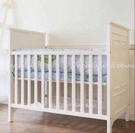 tempat tidur ranjang bayi baby box banyak model tinggal wa