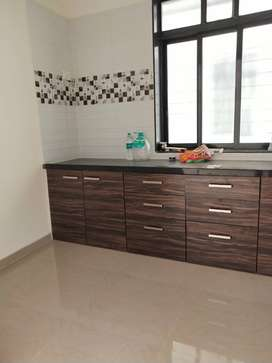 1 bhk semi furnished flat for Rs.40Lac All Inclusive Virar West