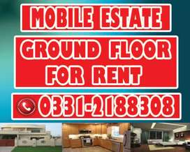 Home For Rent In Rafah-E-Aam Society