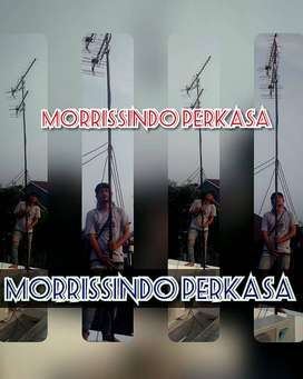 Agen Jual Pasang Service Antena TV Grogol Jakarta Barat
