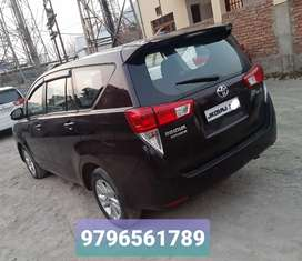 Toyota Innova Crysta G TAXIwith Finance 3Lakh Only