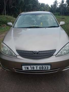 Toyota Camry 2004 Petrol Well Maintained