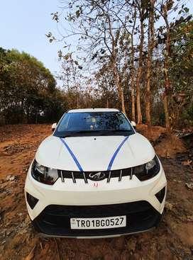 Mahindra eKUV100 2019 Petrol 4742 Km Driven