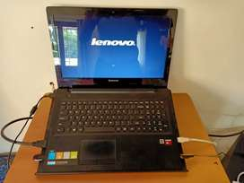 "Lenoova laptop १७"" screen"