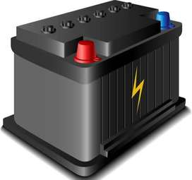 Car battery checking services