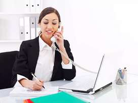 Urgent Requirement Receptionist