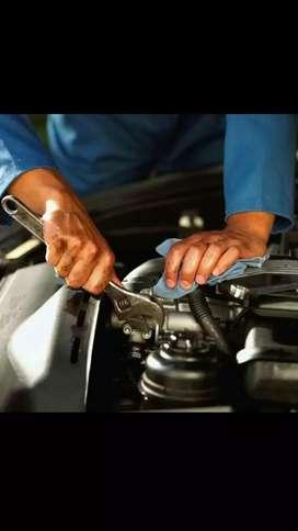Service/ Mekanik Mobil Panggilan 24 jam