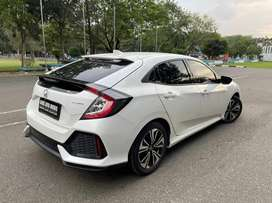 Honda civic 1.5 turbo tahun 2018 nik 2017  harga nego
