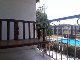 2bhk fully furnished flat in Milroc Woods Corlim Old Goa