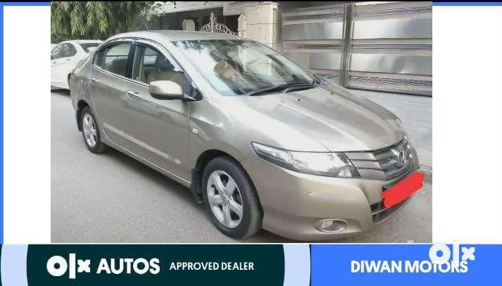 Honda City 2008-2011 1.5 V AT, 2009, Petrol 0
