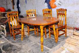 Dining tables available at our shop