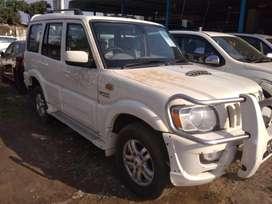 Mahindra Scorpio VLX 2WD Automatic BS-IV, 2011, Diesel